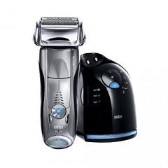 Braun Series 7 799cc-7 Wet & Dry elektrischer Rasierer mit Reinigungsstation (1 Reinigungskartusche)